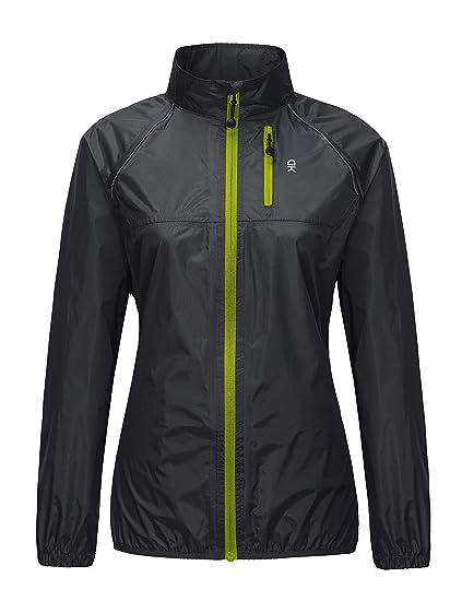 b8a88e444ce8 Little Donkey Andy Women's Waterproof Cycling Bike Jacket, Running Rain  Jacket, Windbreaker, Ultralight
