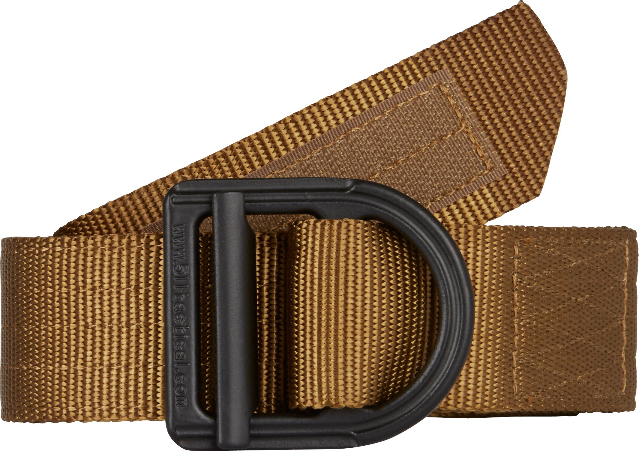 5.11 Tactical EDC Trainer Belt 1 1/2-Inch, Coyote Brown, Small