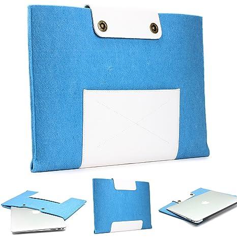 URCOVER Funda Portátil / Tablet + Bolsillo | Macbook Pro 15 Pulgadas | Estuche Protector Ordenador