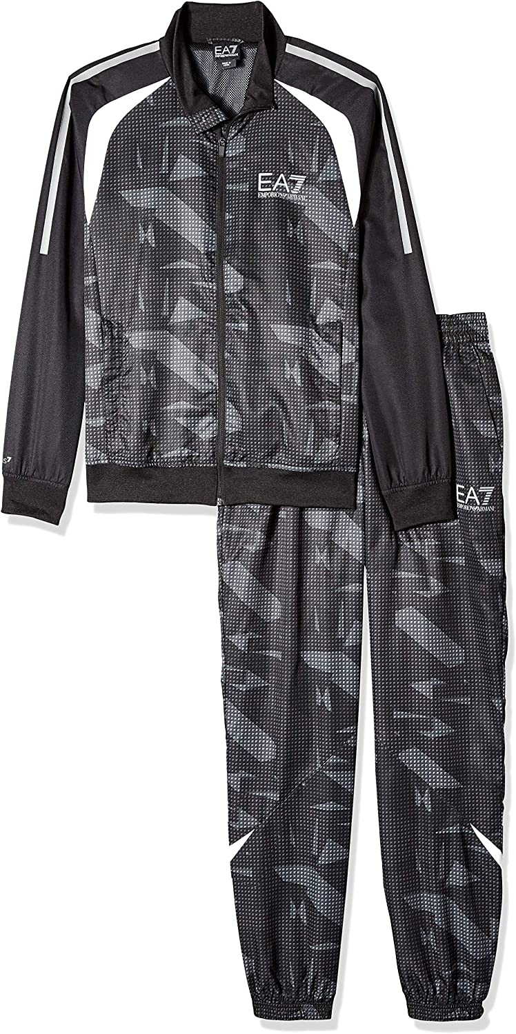 Image of Active Tracksuits Emporio Armani EA7 Men's Training Performance & Stylite Ventus7 Top Perf. Tracksuit