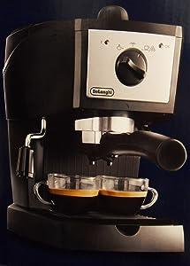 Delonghi EC153.B Espresso and Cappuccino Maker, 220V- Not for Use in the USA