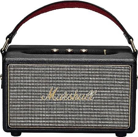 Comprar Marshall Kilburn - Altavoz portátil (100 DB, 70 W, Bluetooth), negro