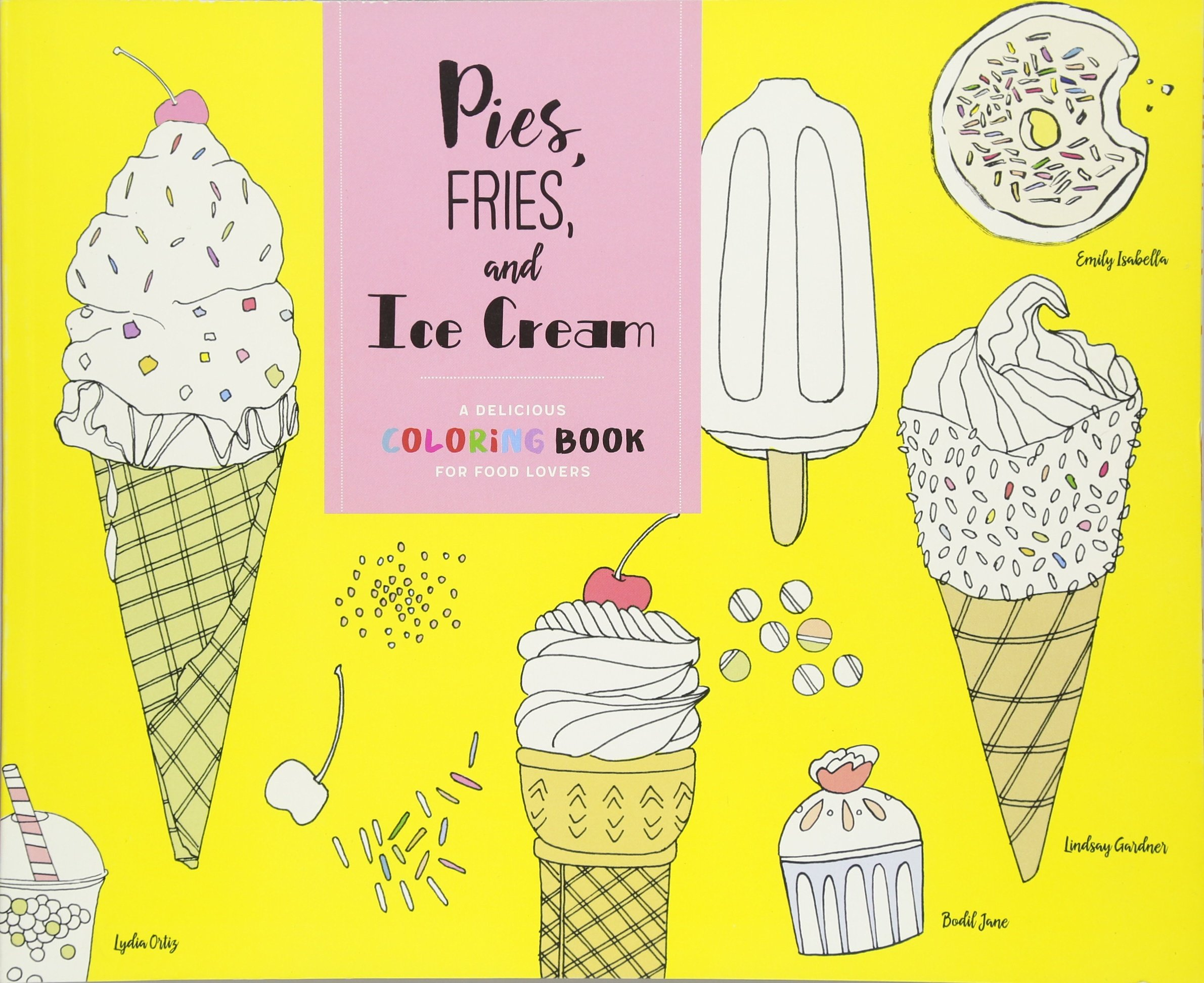 Pies Fries Ice Cream Delicious product image