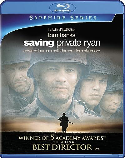 Saving Private Ryan 1998 Dual Audio In Hindi English 720p BluRay