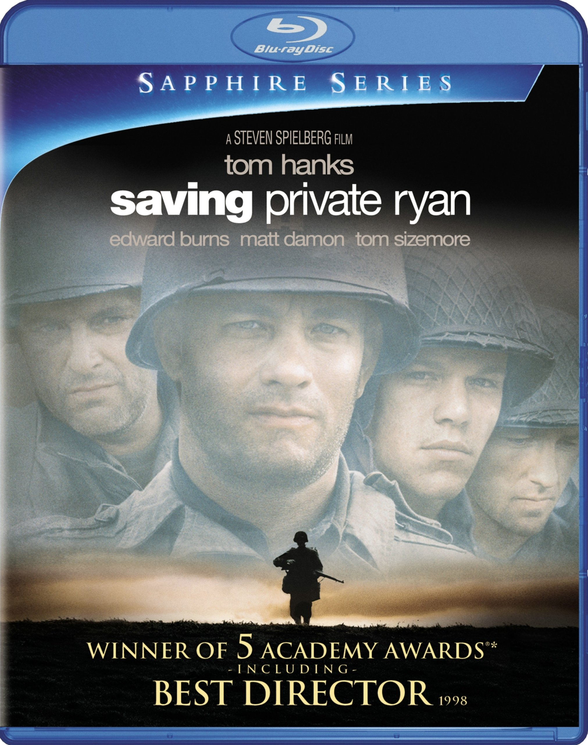 Blu-ray : Saving Private Ryan (, Dubbed, Dolby, AC-3, Digital Theater System)