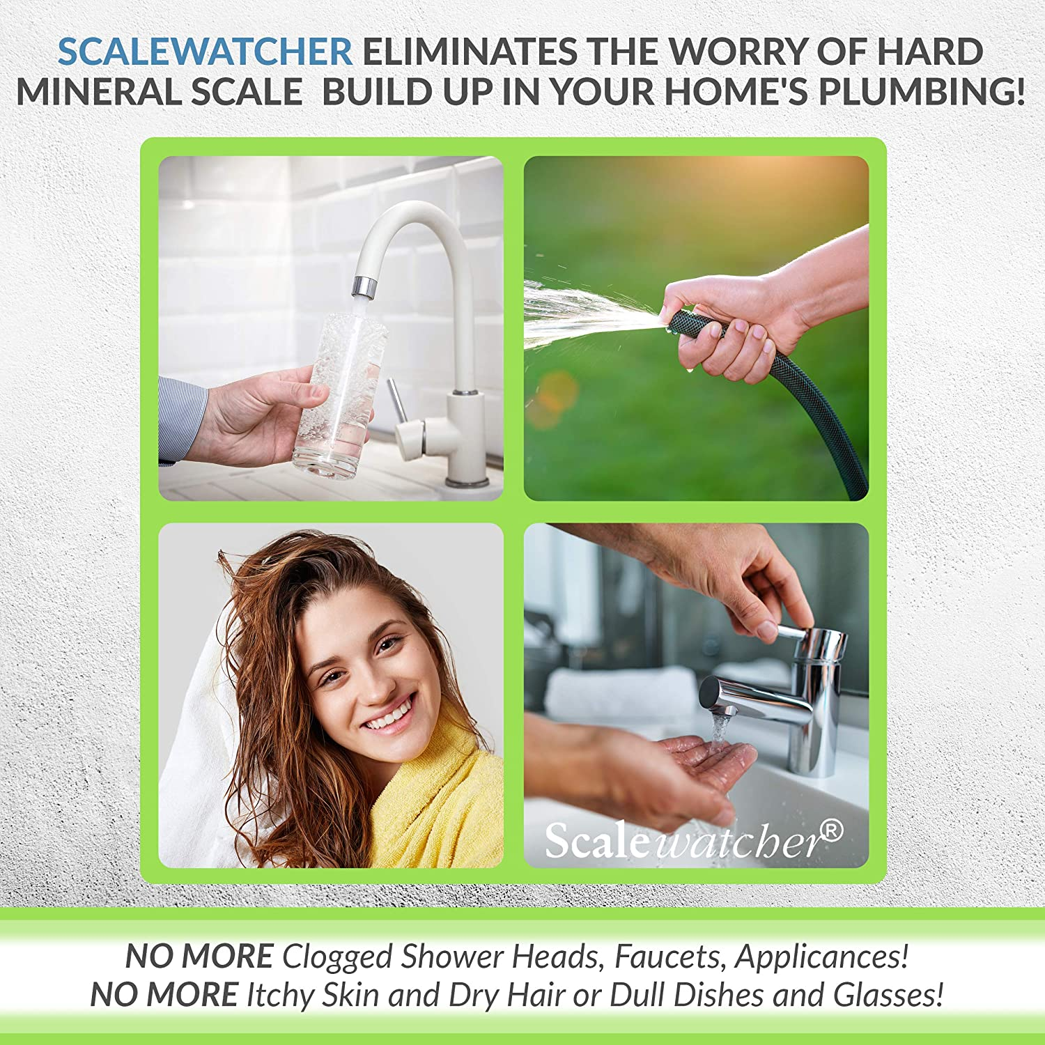 Scalewatcher 3 Star Electronic Water Descaler