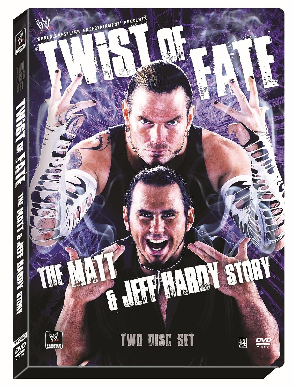 Uncategorized Jeff Hardy Kids amazon com wwe twist of fate the matt jeff hardy story edge triple h movies tv
