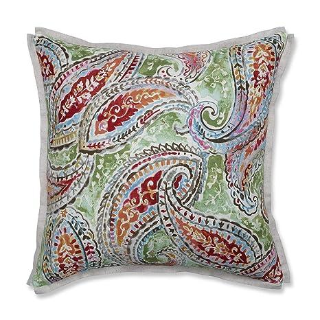 Amazon.com: CC Home Furnishings - Cojín de 18.0 in, diseño ...