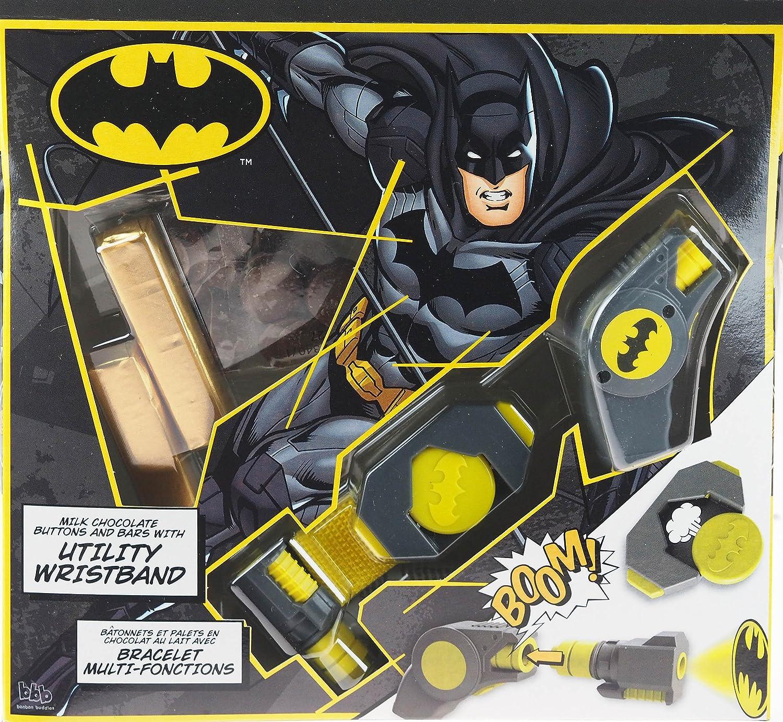Batman DC Chocolate con leche Regalo de Pascua con juego de ...