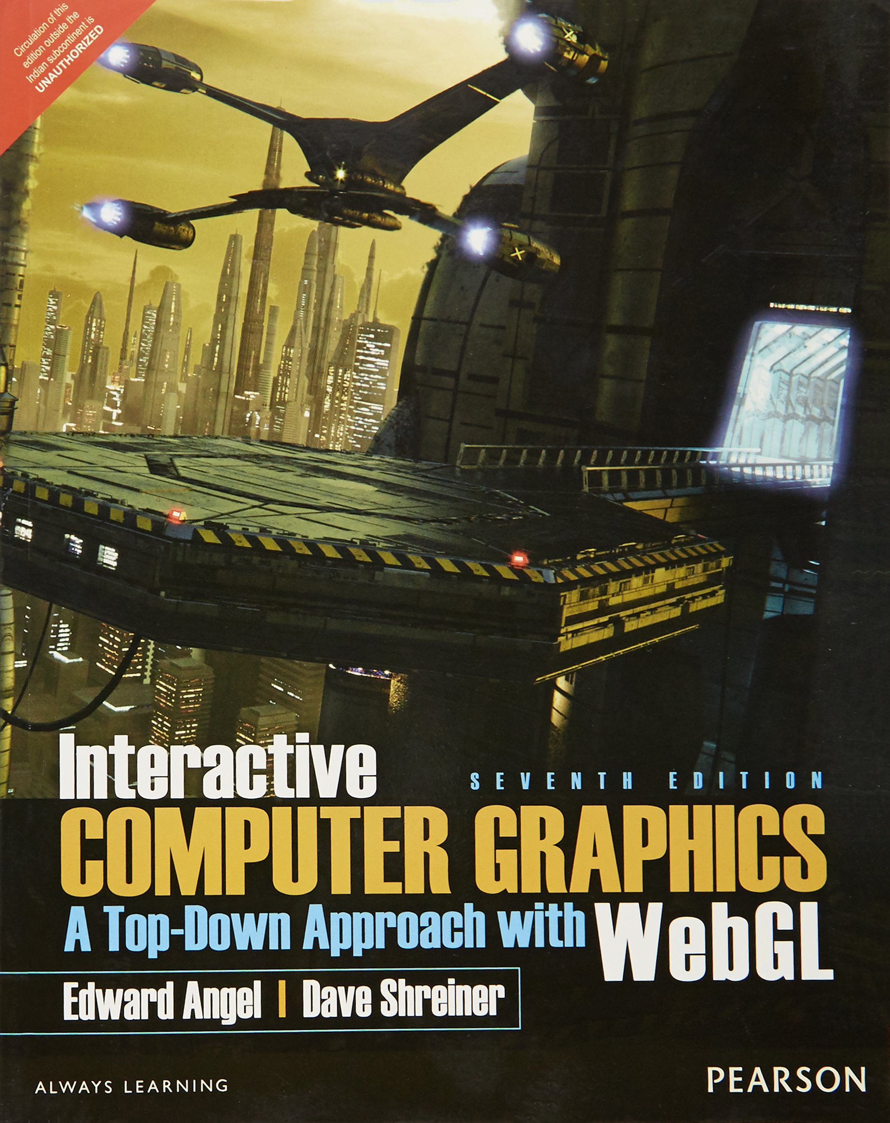 Download Interactive Computer Graphics with WebGL PDF