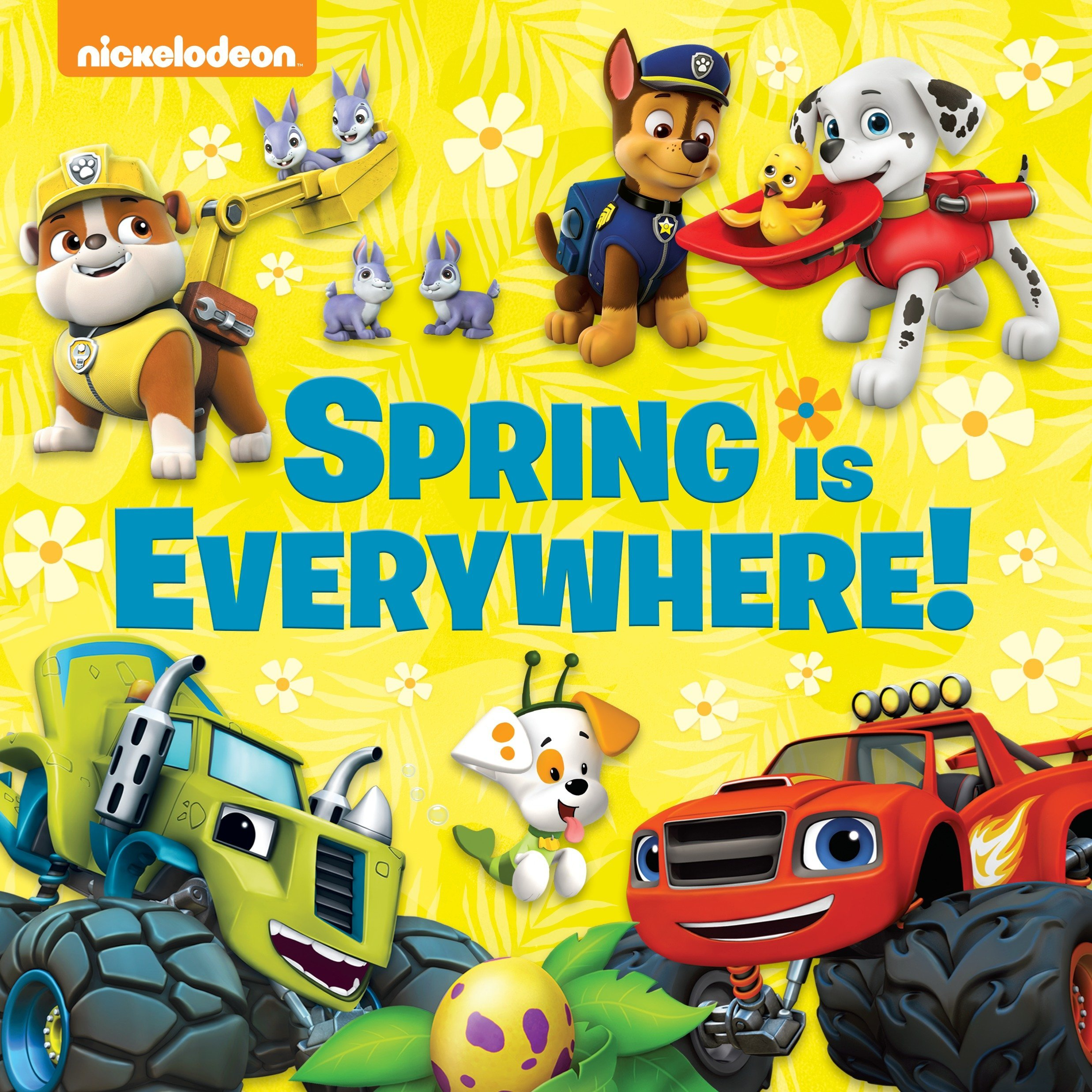 Spring is Everywhere! (Nickelodeon): Random House