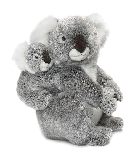 WWF Koala mit Baby 28cm