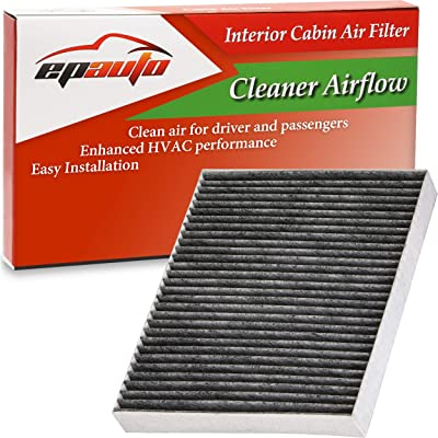 EPAuto CP966 (CF11966) Replacement for Buick/Cadillac/Chevrolet/GMC Premium Cabin Air Filter includes Activated Carbon: Automotive
