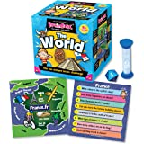 Green Board Games - Jeux de Société - Découvres le Monde (All Around the World) - Langue: anglais (Import Grande Bretagne)