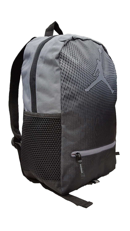 buy online ecabc 8b658 Nike Jordan Jumpman Youth Backpack (One Size, Cool Grey)  Amazon.ca  Sports    Outdoors