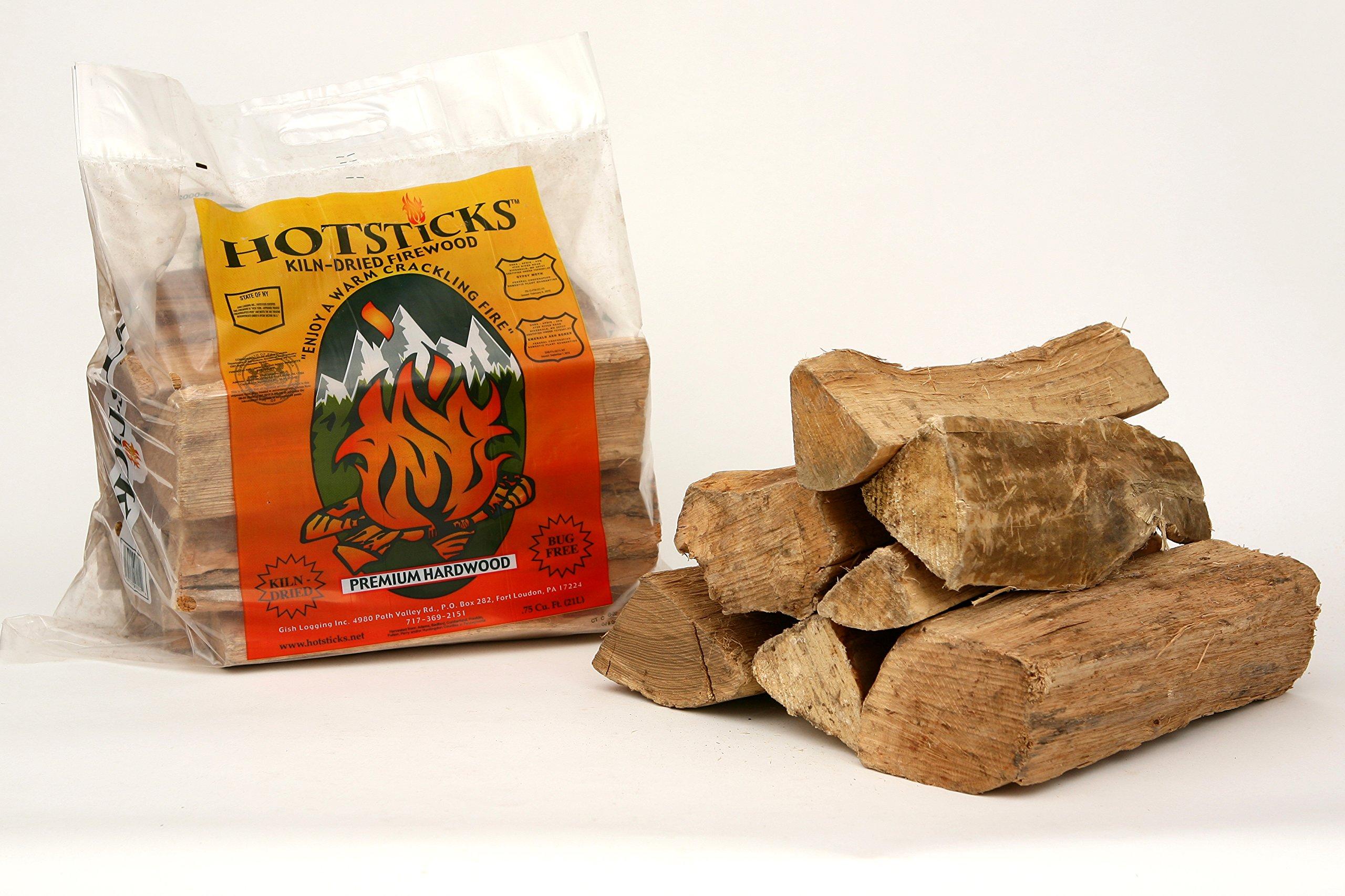 HotSticks Premium Kiln-Dried Firewood
