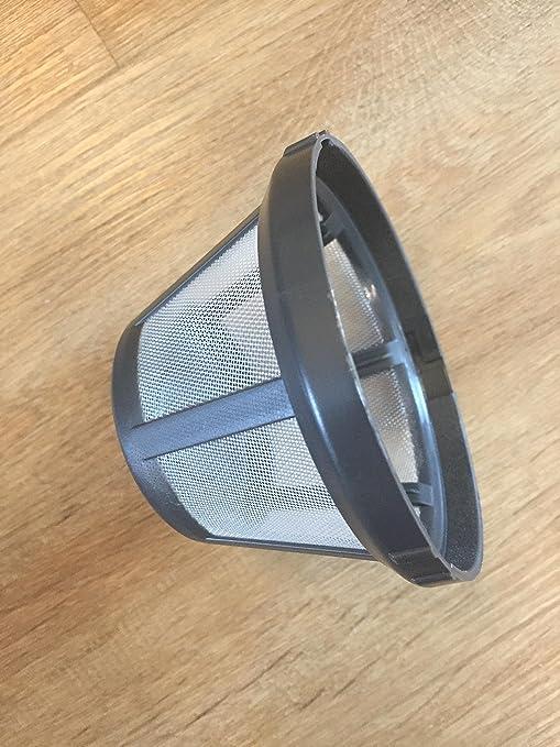 Filtro de repuesto (filtro de red) para Philips Daily Duo FC6161 ...