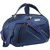 Lioncrown Polyester 55 cms Travel Duffel Bag | Cabin Bag (Blue)