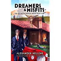 Dreamers & Misfits: The Definitive Book About Rush Fans book cover