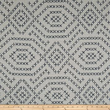 Amazon.com: Valdese Weavers Sustain Performance Rae Jacquard ...