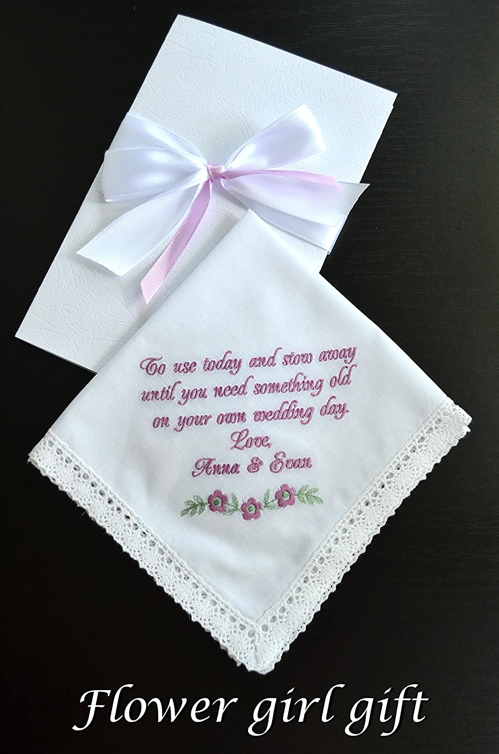 Amazon Flower Girl Gift Something Old For Your Wedding Day
