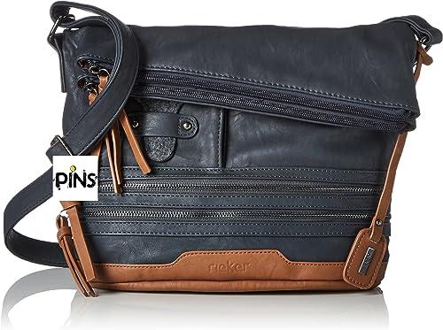 Rieker Spaltet Frauen Messenger Handtasche