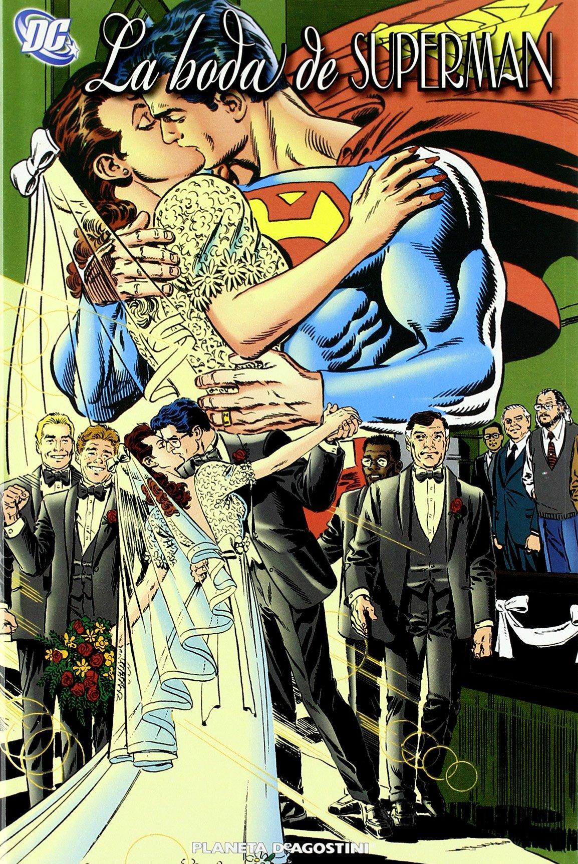 La boda de Superman: Amazon.es: Jurgens, Dan: Libros