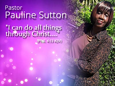 Pastor Pauline Sutton