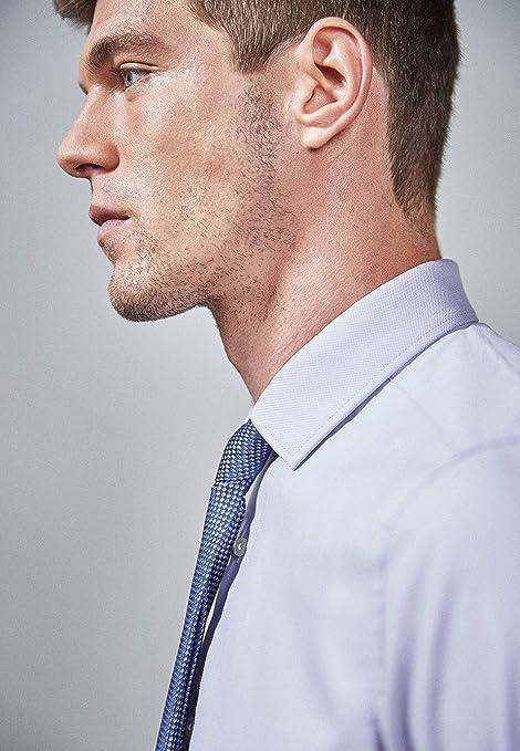 next - Conjunto de Camisa y Corbata para Hombre, Ajuste Estrecho ...