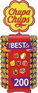 Chupa Chups Lollipop Wheel -Best Of - 200 pcs