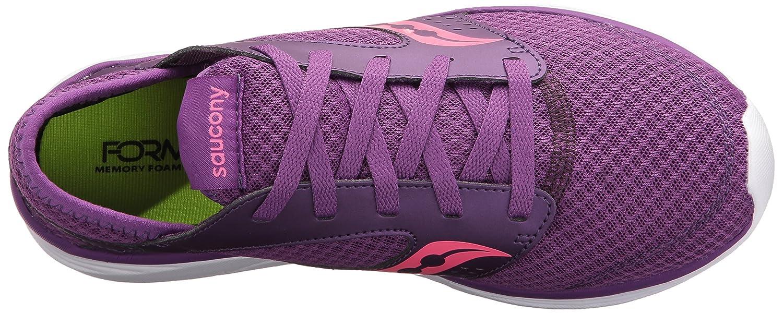 Saucony Women's Kineta Relay B(M) Running Shoe B005BESTY4 9.5 B(M) Relay US|Purple/Pink 20b553