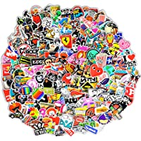 200-Pcs Featured Stickers(50~500 Pcs/Pack),Suitable for children and teens of all ages,Fast Shipped by Amazon. Decals Vinyls for Laptop,Kids,Cars,Motorcycle,Bicycle,Skateboard Luggage,Bumper