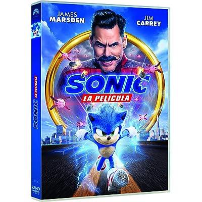 Sonic: La Pelicula [DVD]