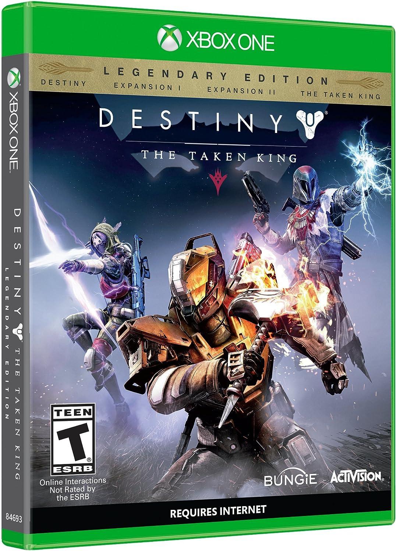 Amazon.com: Destiny: The Taken King - Legendary Edition ...