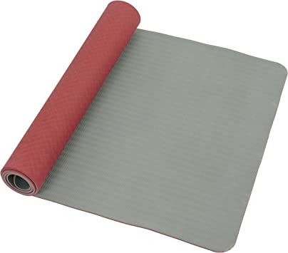 Sunny Health & Fitness Yoga Mat Extra Wide and Length 30