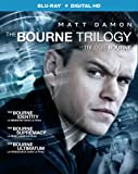 The Bourne Trilogy (2016) [Blu-ray] (Bilingual)