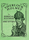 Sherlock Holmes: The Essential Mysteries in One Sitting (Miniature Editions)