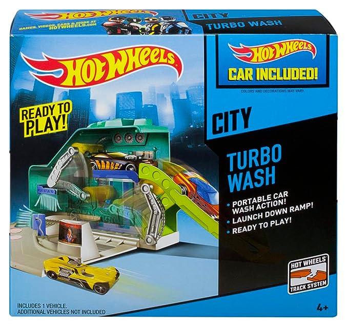 Hot Wheels Circuito de ciudad 3 (Mattel BGT80): Amazon.es: Juguetes y juegos
