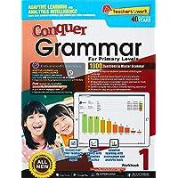Conquer GRAMMAR Workbook 1 + NUADU