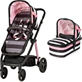 Cosatto Wow Pram and Pushchair, from Birth Carrycot and Pushchair Suitable upto 25 kg, GoLightly 3