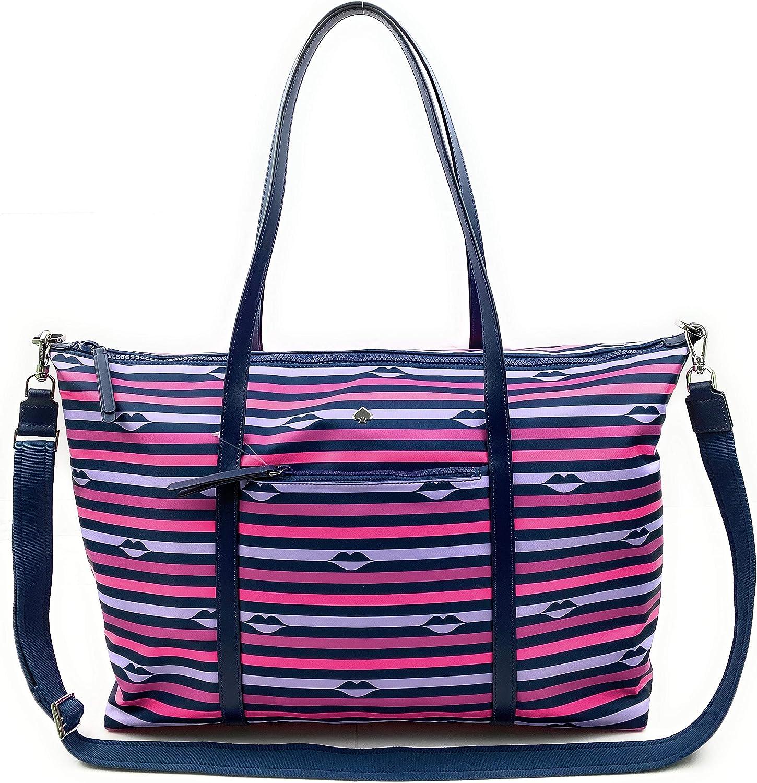 Kate Spade New York Travel Duffel Bag Weekender Nylon