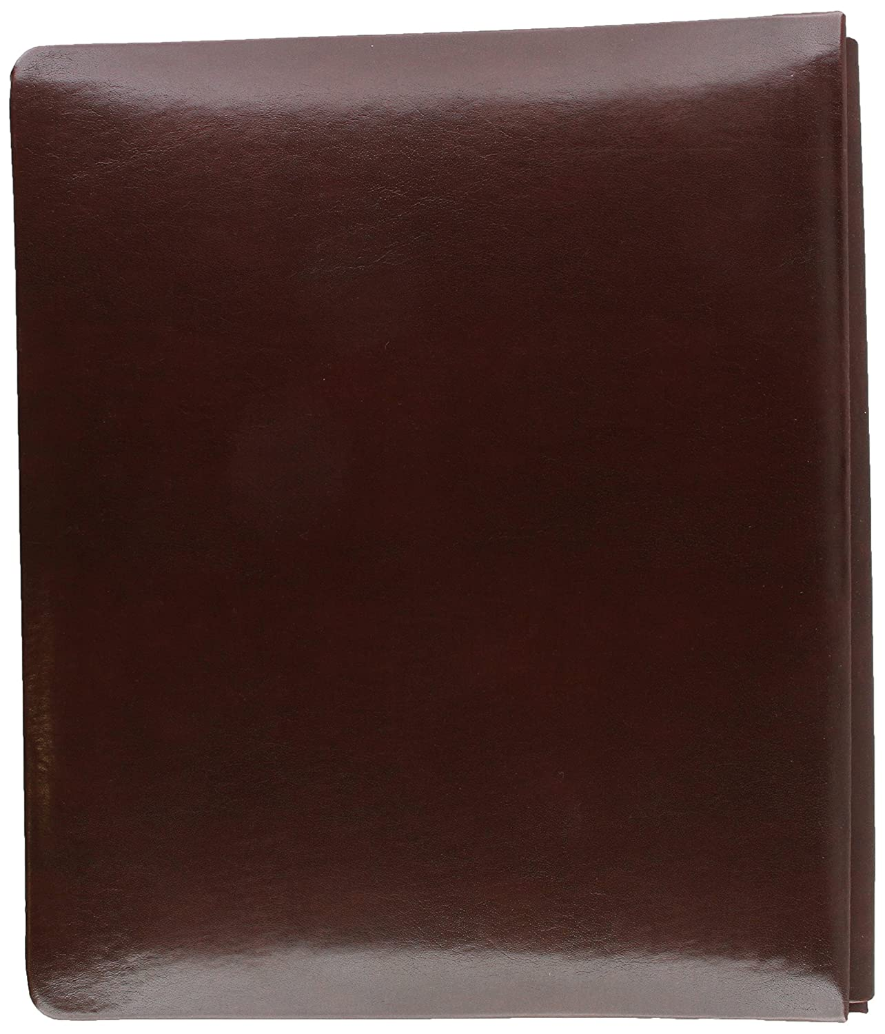 Pioneer Photo Albums 20-Page Family Treasures Deluxe Burgundy Bonded Leather Cover Scrapbook for 8.5 x 11-Inch Pages FTM-811L/BG