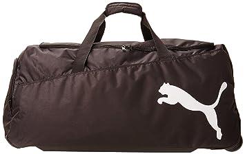 63507f009502c PUMA Sporttasche Pro Training Large Wheel Bag black-White 65 x 35 x 10 cm