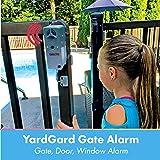 SPQ Brands NA425 YG03 Gate and Window Alarm, Grey