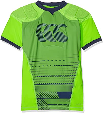 2871a9e12 Amazon.com   Canterbury 2017 Kids VapoDri Raze Protection Vest Rugby ...