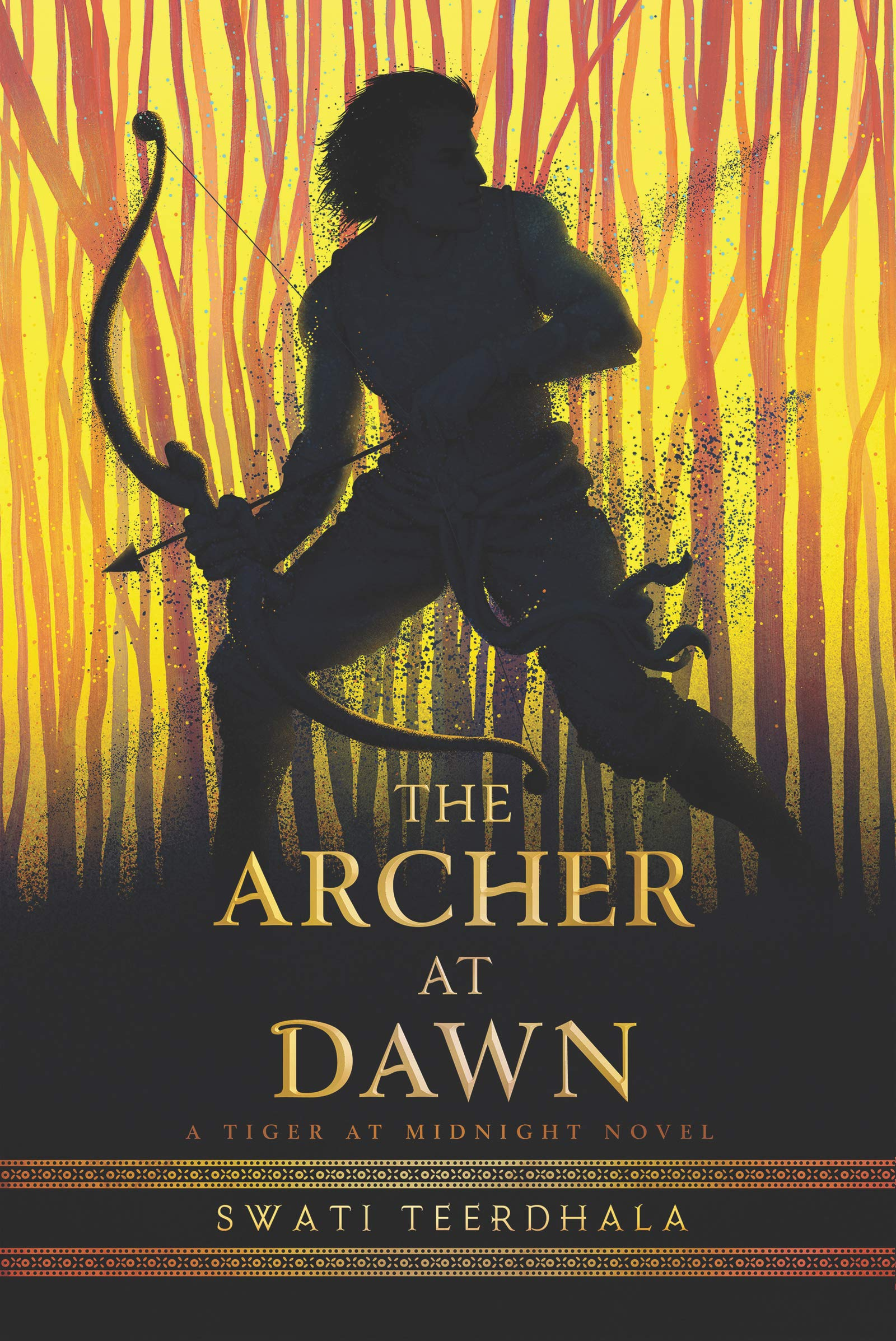 Amazon.com: The Archer at Dawn (Tiger at Midnight) (9780062869241 ...