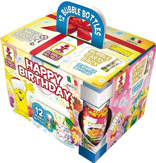 32 opinioni per Dulcop 103.592000- Babbol Bubble Party Pack Confezione, Contenente 12 Flaconi di