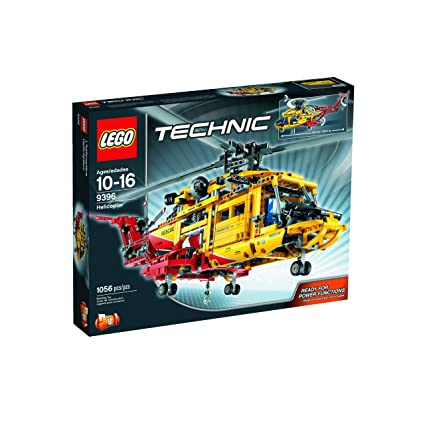 Amazon Lego Technic Helicopter 9396 Toys Games