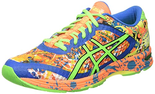 Asics Gel Noosa Tri 11 Scarpe da Corsa Uomo Multicolore Hot Orange/Green Geck