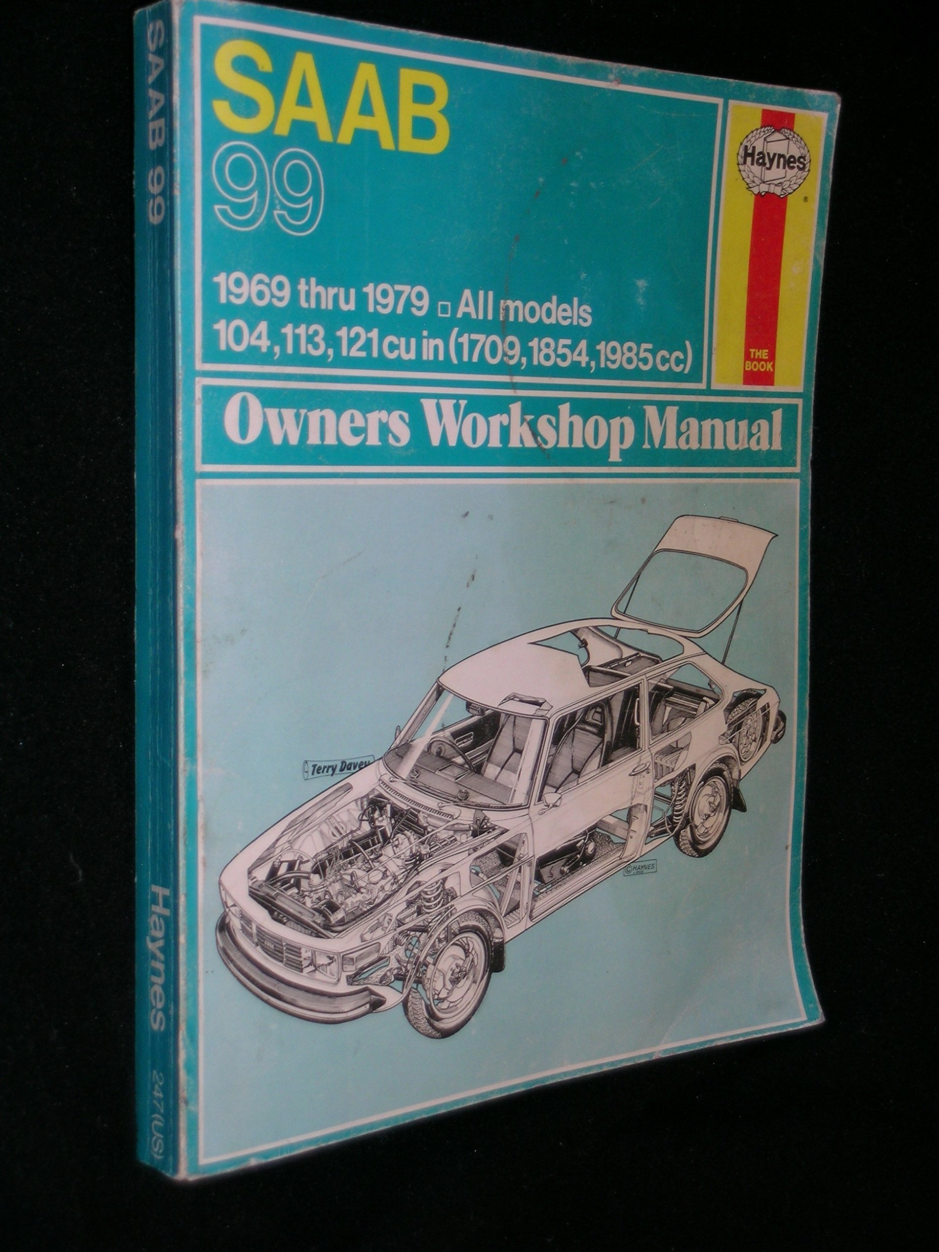 Saab 99 Owner's Workshop Manual: J. H. Haynes, Peter G. Strasman:  9780856965142: Amazon.com: Books